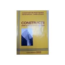 CONSTRUCTII,CLADIRI SI ALTE CONSTRUCTII INGINERESTI-CONSTANTIN PESTISANU