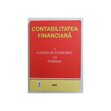 CONTABILITATEA FINANCIARA A AGENTILOR ECONOMICI DIN ROMANIA , 1995