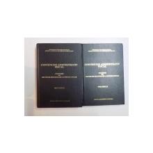 CONTENCIOS ADMINISTRATIV FISCAL. CULEGERE DE DECIZII DE SOLUTIONARE A CONTESTATIILOR, VOL I-II  2001-2003
