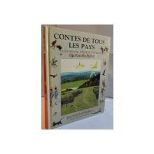 CONTES DE TOUS LES PAYS, ILLUSTRES par NIKOLAI USTINOV, 1986