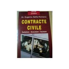 CONTRACTE CIVILE-EUGENIU SAFTA-ROMANO,1999