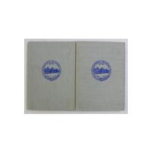 CONTRIBUTII LA ISTORIA DEZVOLTARII UNIVERSITATII DIN IASI 1860 - 1960 , VOLUMELE  I - II , 1960