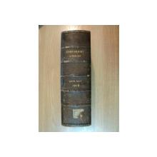 CONVORBIRI LITERARE 1908 BUC. COLIGAT PE UN AN INTREG