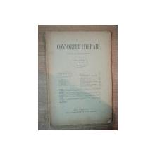 CONVORBIRI LITERARE , ANUL AL 57-LEA , SEPTEMBRIE 1925 CONTINE, NICHIFOR CRAINIC , SANDU TUDOR , CEZAR PAPACOSTEA , Bucuresti