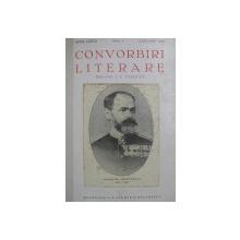 CONVORBIRI LITERARE , ANUL LXIII , NUMERELE 1 si 3 DIN IANUARIE SI MARTIE  1940, COLEGAT