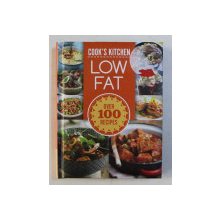 COOK' S KITCHEN - LOW FAT , OVER 100 RECIPES , 2015