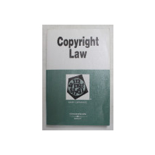 COPYRIGHT LAW IN A NUTSHELL by MARY LaFRANCE , 2008