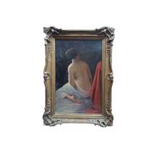 Cornel Ratiu (1882-1939) - Nud