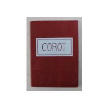 COROT par ANDRE LHOTE , 16 REPRODUCTIONS , 1923