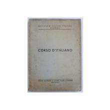 CORSO  D' ITALIANO di LUCIA SANTANGELO ALECU e VERA  MOLLAJOLI , EDITIE INTERBELICA