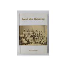 CORUL DIN CHIZATAU  - ISTORICUL CORULUI VOCAL AL PLUGARILOR DIN CHIZATAU de LUCIAN SEPETIAN / CORUL DE LA CHIZATAU 1857 - 1957 - SCHITA MONOGRAFICA de SEVER SEPETIAN  2004, DEDICATIE *