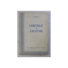 CORURILE DE AMATORI de S. KROTKOV , 1956