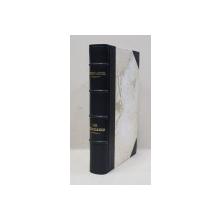 COURS DE MEDECINE LEGALE  - LES INTOXICATIONS par P. BROUARDEL , 1903