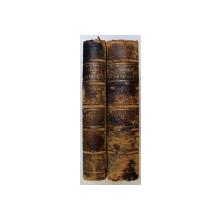 COURS DE PHYSIQUE de L ' ECOLE POLYTECHNIQUE par M . JAMIN , VOL. I - II , 1886 - 1891
