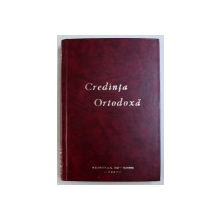 CREDINTA ORTODOXA , 2007