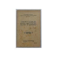 CREIATI SCOALEI ACTIVE CONDITIILE DESVOLTARII EI INTEGRALE de ALEXANDRU DUVLEA , 1930