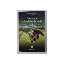 CRESTEREA ANIMALELOR DE LAPTE IN EXPLOATATII AGRICOLE , coordonator MARIANA BRAN , 2003