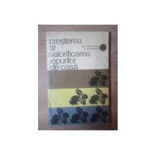 CRESTEREA SI VALORIFICAREA IEPURILOR DE CASA de GH. I. GHELASE , D. MANDITA