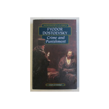 CRIME AND PUNISHMENT by FYODOR DOSTOIEVSKY , 2000
