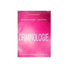 CRIMINOLOGIE de GH. NISTOREANU,COSTICA PAUN  1995