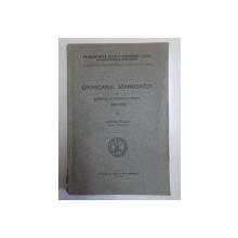 CRONICARUL SZAMOSKOZY SI INSEMNARILE LUI PRIVITOARE LA ROMANI  1566-1608 de IOACHIM CRACIUN  CLUJ 1928