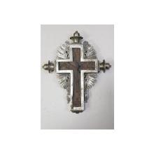 Crucifix din argint, Rusia sec. XIX