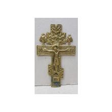 Crucifix rusesc din bronz, cca. 1900
