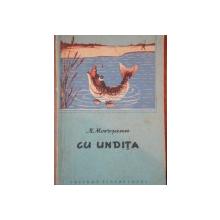 CU UNDITA de N. MOROSANU  1957