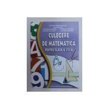 CULEGERE DE MATEMATICA PENTRU CLASA A VIII -A , coordonator STEFAN SMARANDACHE , 2003