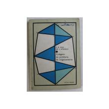 CULEGERE DE PROBLEME DE TRIGONOMETRIE de PETRE D. SIMA , GH. I. ATANASIU , 1971
