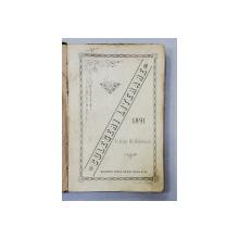 CULEGERI LITERARE, ED. III ILUSTRATA, 1891