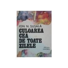 CULOAREA CEA DE TOATE ZILELE de IOAN N, SUSALA