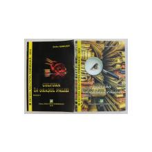 CULTURA IN ORASUL PALIEI , VOLUMELE I - II de STEFAN NEMECSEK , 2012, DEDICATIE*