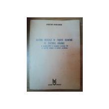 CULTURA MUZICALA DE TRADITIE BIZANTINA PE TERITORIUL ROMANIEI de SEBASTIAN BARBU-BUCUR , 1989
