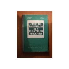 CULTURA PAJISTILOR SI A PLANTELOR FURAJERE de C. BARBULESCU , I. PUIA , AL. MOISUC ..., Bucuresti