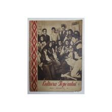 CULTURA POPORULUI , REVISTA DE CULTURALIZARE A MASELOR , ANUL I , NR. I , IANUARIE , 1951