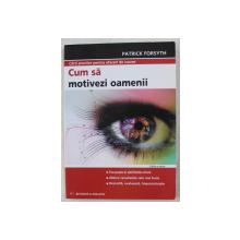 CUM SA MOTIVEZI OAMENII de PATRICK FORSYTH , 2007