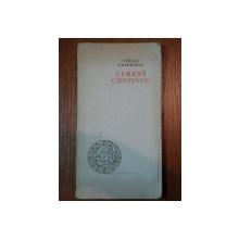 CURENT CONTINUU-VIRGIL GHEORGHIU
