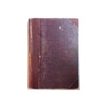 CURS DE LIMBA ELINA - EXERCITII SI GRAMATICA  - MANUAL PENTRU STUDIUL LIMBII ELINE CURSUL SUPERIOR AL LICEELOR CLASICE SI SIMILARE , EDITAIA A DOUA de CONST. GHEORGHIAN , 1929