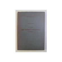 CURS DE LIMBA UCRAINEANA CONTEMPORANA , MORFOLOGIA de DAN HORIA MAZILU , 1976