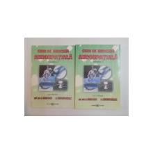 CURS DE MEDICINA AEROSPATIALA VOL I-II, de MARIAN MACRI SI CONSTANTIN RADUICA,