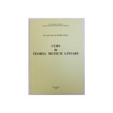 CURS DE TEORIA  MUZICII LINIARE de MARIN VELEA , 2003