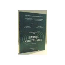 CURS UNIVERSITAR DE STIINTE ZOOTEHNICE de N. ONAC , A.T. BOGDAN , EDITIA A III A , 2003