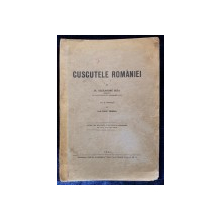 CUSCUTELE ROMANIEI de ALEXANDRU BUIA - CLUJ, 1939