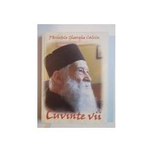 CUVINTELE VII de GHEORGHE CALCIU 2009