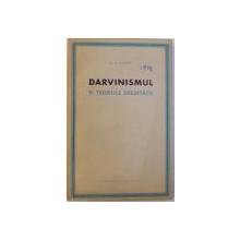 DARVINISMUL SI TEORIILE EREDITATII de N. D. IVANOV , 1962