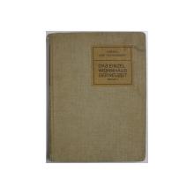 DAS EINZELWOHNHAUS DER NEUZEIT ( LOCUINTE INDIVIDUALE MODERNE ) von HAENEL und TSCHARMANN ,  VOLUMUL II , 1910