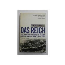 DAS REICH by MAX HASTINGS , 2009