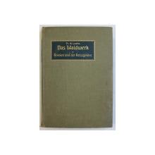 DAS WAIDWERK IN BOSNIEN UND DER HERCEGOVINA ( VANATOAREA IN BOSNIA SI HERTEGOVINA ) von FR. B . LASKA , 1905