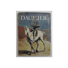 DAUMIER par CURT SCHWEICHER , 1953